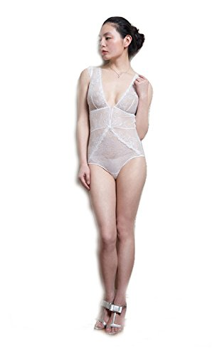 Lazutom - Body - para mujer blanco