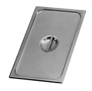 (1/9 Size Slotted Steam Table Covers(1 Each/Unit))