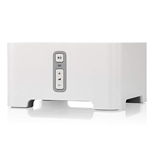 Sonos Connect Wireless Receiver Component with Alexa for Streaming Music - White (Renewed) by Sonos (Image #6)