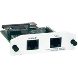 Adtran Netvanta T1/Ft1 Network Interface Module - 1 X T1/Ft1