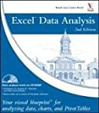 Excel Data Analysis, Jinjer Simon, 0764597809