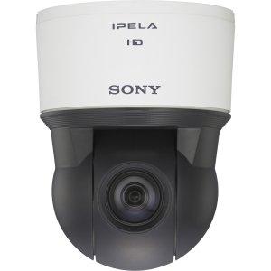 Sony Ethernet Webcam - IPELA SNC-ER580 Surveillance/Network Camera - Color, Monochrome
