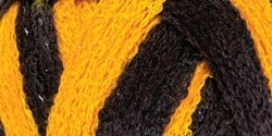 Bulk Buy: Red Heart Boutique Sashay Team Spirit Yarn (3-Pack) Gold/Black E782T-1911