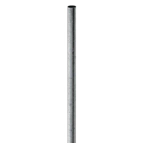 Palo Liscio per Specchio e Segnaletica Diametro 4,8 Cm