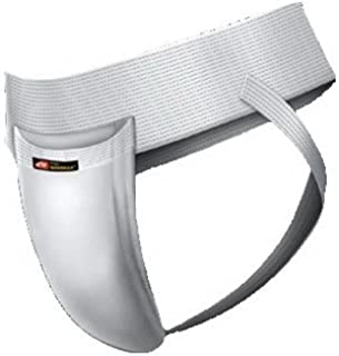 product image for WSI Sports Men's JOC Strap with Cup, White, Youth Small