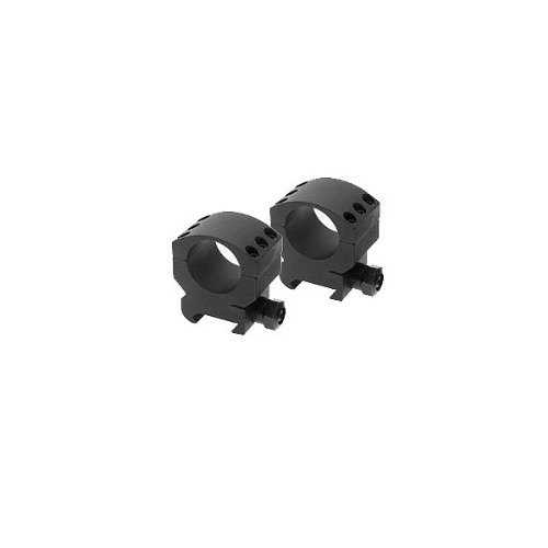Burris XTR Rings 1 Inch Medium 420181, Black