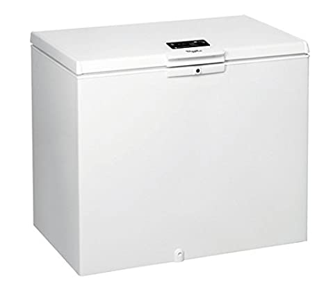 Whirlpool WHE 31352 F Independiente Baúl 311L A++ Blanco ...