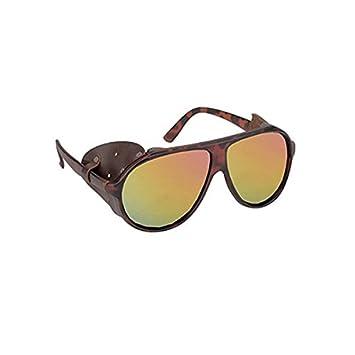 44f8027b061 Airblaster - Winter 2017 18 - Polarized Glacier Glasses - Matte Tortoise   Amazon.co.uk  Sports   Outdoors