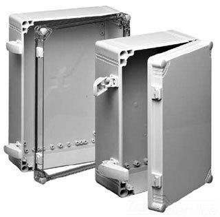 hoffman q303018abi junction box nema 4x screw cover, abs ... hoffman fuse box mitsubishi box truck fuse box