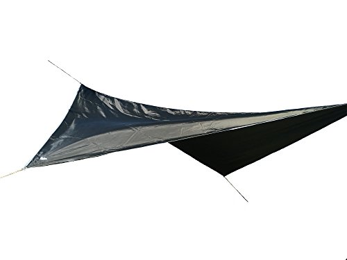 Night Guardian Hammock Rain Fly by Krazy Outdoors - 70D Oxfo