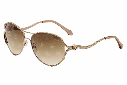 roberto-cavalli-mens-designer-sunglasses-shiny-light-bronze-gradient-brown-58-15-130