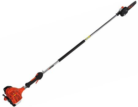 Gas Powered Pole Saw, 21.2CC, 10 in. L