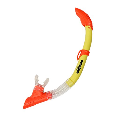 Deep Blue Gear Kids Playa Semi-Dry Snorkel
