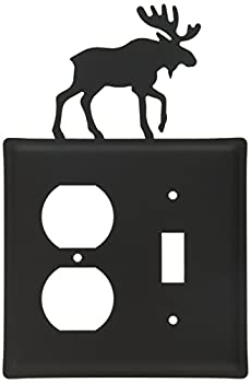 8 Inch Moose Single Outlet & Switch Cover 0