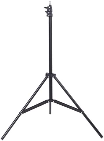 2m / 6.56ft Photography Studio Light Tripod Stand for Camera