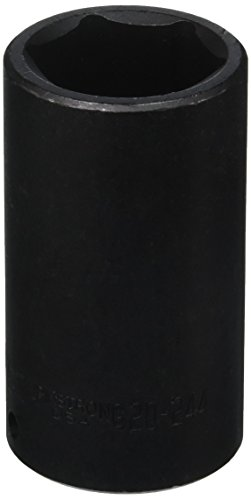 Armstrong 20-244 1/2-Inch Drive 6 Point Deep 1-3/8-Inch Impact Socket ()
