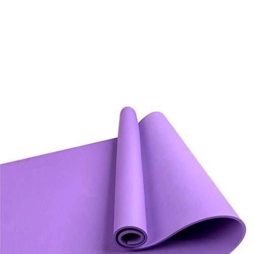 Pilates Tapis de Yoga Fitness Professionnel Tapis de Gymnastique épais élastique antidérapant Ceinture de Fitness pour…