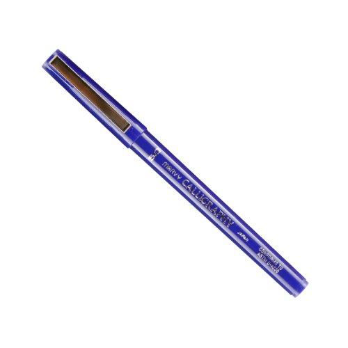- Uchida Of America 6000B-C-3 Calligraphy Marker, 5.0mm, Blue