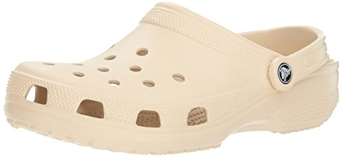 Crocs Classic Clog Adults, Winter White, 12 Men / 14 US Women