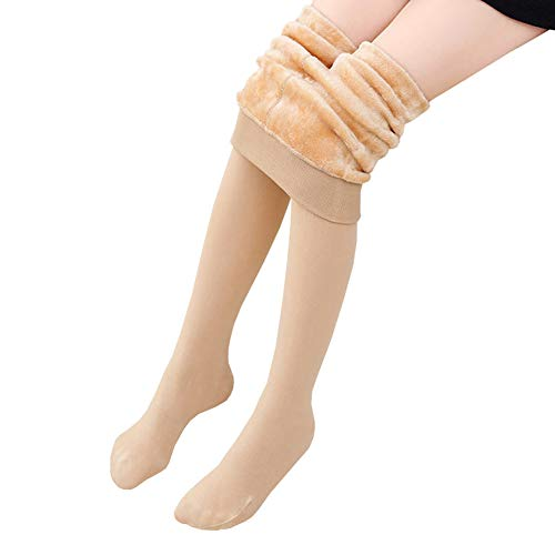 LSERVER Legging Enfant Fille épais Chaussettes de Danse Hiver en Coton  Velour Longue Pantalon Chaud Collants Jambieres  Amazon.fr  Vêtements et  accessoires acdeb4e89a4