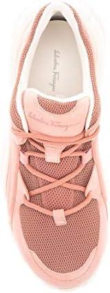 SALVATORE FERRAGAMO Luxury Fashion Donna 035616 Rosa Tessuto Sneakers | Primavera-Estate 20