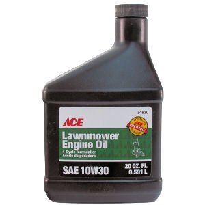 Lawnmower Engine Oil 20 Ounce