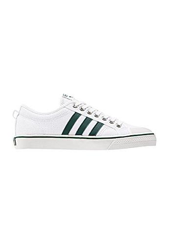 Adidas Originals Espadrille Belle Blanc Cq2327, Vert, Taille De Chaussures: 40 2/3