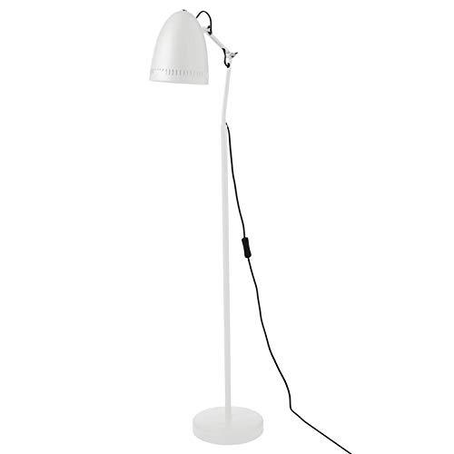 Dynamo Floor - Lámpara de lectura blanco mate h139 cm ...