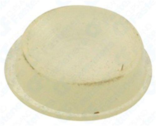 [해외]50 자체 접착 범퍼 - 클리어 1 2 Dia. /50 Self-Adhesive Bumper- Clear 1 2 Dia. 9 64 Height