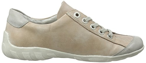 Basses Sneakers R3443 ice altrosa Femme Remonte Rose xEBzCwzq