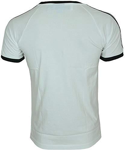 Adidas corta shirt Sport Essentials da nera bianca uomo T manica wO6Xp
