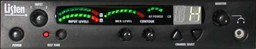 Listen LT-800 Stationary Audio FM Transmitter 216MHz by Listen Technologies
