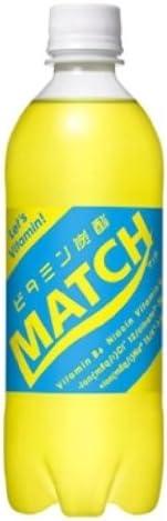 Amazon.co.jp: 大塚 マッチ 500ml×24本: Food, Beverage & Alcohol