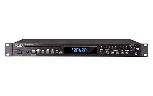 Denon DN-300C CD/Media Player (Open Box)