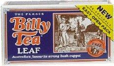 Australian - Billy Tea Loose Leaf Black Tea 250g. (Loose Leaf Tetley Tea)