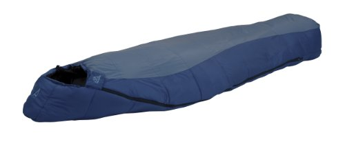 ALPS Mountaineering Blue Springs 20-Degree Sleeping Bag, Wide, Outdoor Stuffs