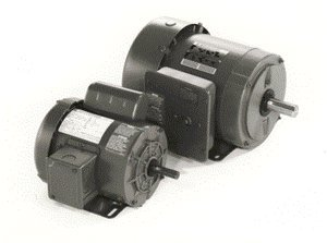 Marathon F104 Farm Duty High Torque Motor, Single Phase Capacitor Start, 1 hp, 1800 rpm, 115/208-230V, 13.4/6.8-6.7 amp