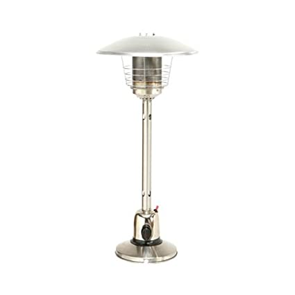 Lifestyle Sirocco II Table Top Patio Heater Campeggio 506005762173