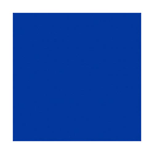 """Large 100% Cotton Solid Color Blank Bandanas (22"""" x 22"""") - Royal Blue Dozen Packed 22x22 - for Custom Printing, Handkerchief, Headband, Head Scarf - Double Sided Blank Color]()"""