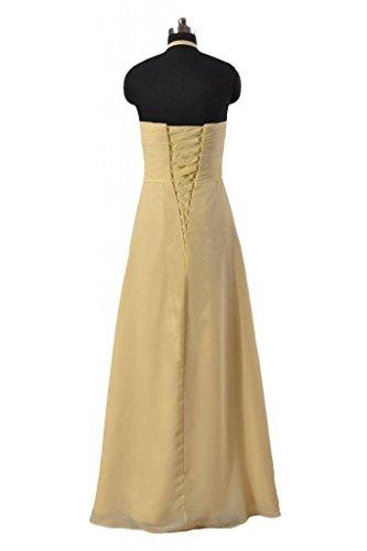 Daisyformals Soirée Longue Robe Licou Femmes Une Ligne Robe De Soirée (bm325l) # 10 Noir Écarlate