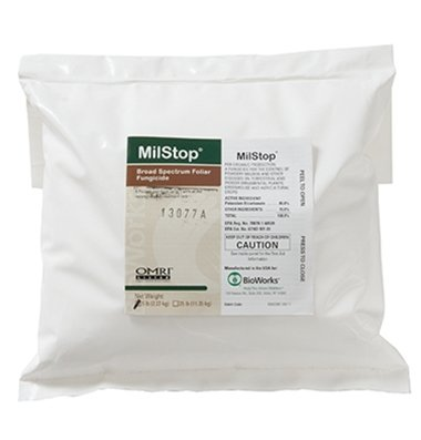 MilStop Organic Foliar Fungicide - 5lb bag