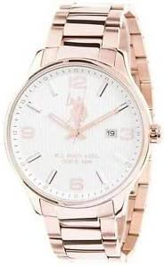 Reloj U.S. Polo ASSN. Mujer Acero Rosè usp4338rg: Amazon.es ...