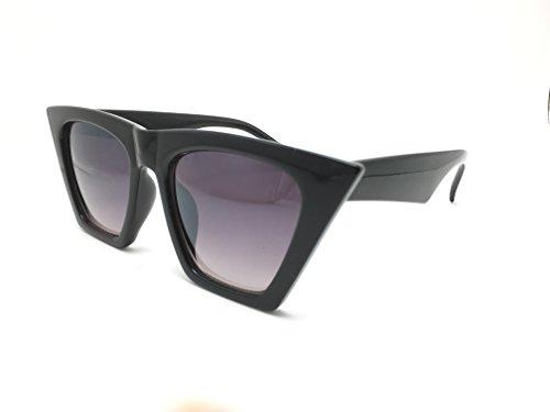 Specs blanche chat sunglasses Ref ed de Color eye Sunglasses Specs Optica soleil marquee Vision Vision black V113 logo no de cat C'est lunettes Œil 1468 qC4Swta