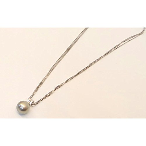 Collier Salvini Femme 2000/820 OR BLANC PERLE