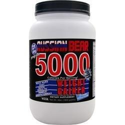 VITOL Russian Bear 5000 Weight Gainer Ice Cream Vanilla 4 lbs