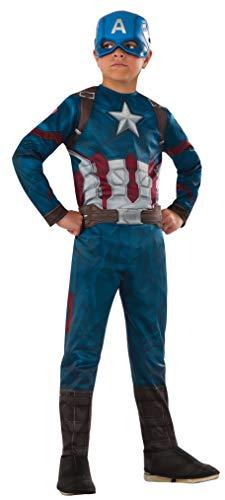 Rubie's Costume Captain America: Civil War Value
