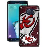 Cheap Abstract Samsung Galaxy S7 Edge Case,Kansas City Chiefs 05 Black New Custom Design Samsung Galaxy S7 Edge Cover Case