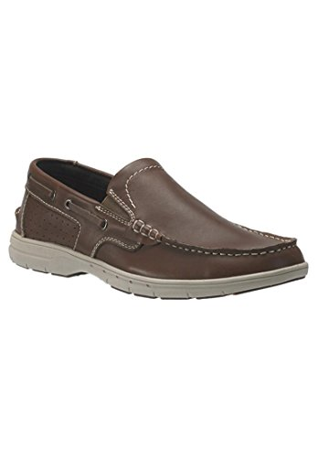 Kingsize Mens Tall Slip Shoes