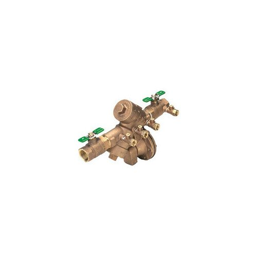 34-975XL2S 3/4inch 975XL2S Lead Free Reduced Pressure Assembly with Bronze Wye Strainer by Zurn