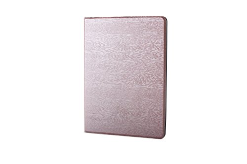 iPad Pro 9.7 Case,Dream Wings Slim Book Style Stand with Auto Sleep/Wake Screen Protective Smart Cover for Apple iPad Pro 9.7 inch 2016 Released Tablet (Rose Gold)
